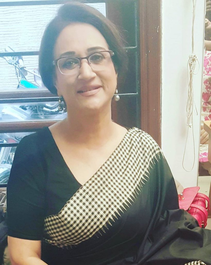 Bushra Ansaris Harsh Comments About Lubna Faryad 17