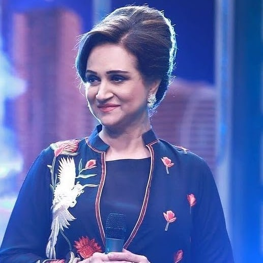 Bushra Ansaris Harsh Comments About Lubna Faryad 18