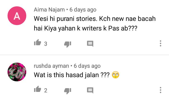 Public Criticism On Upcoming Drama Jalan's Teasers
