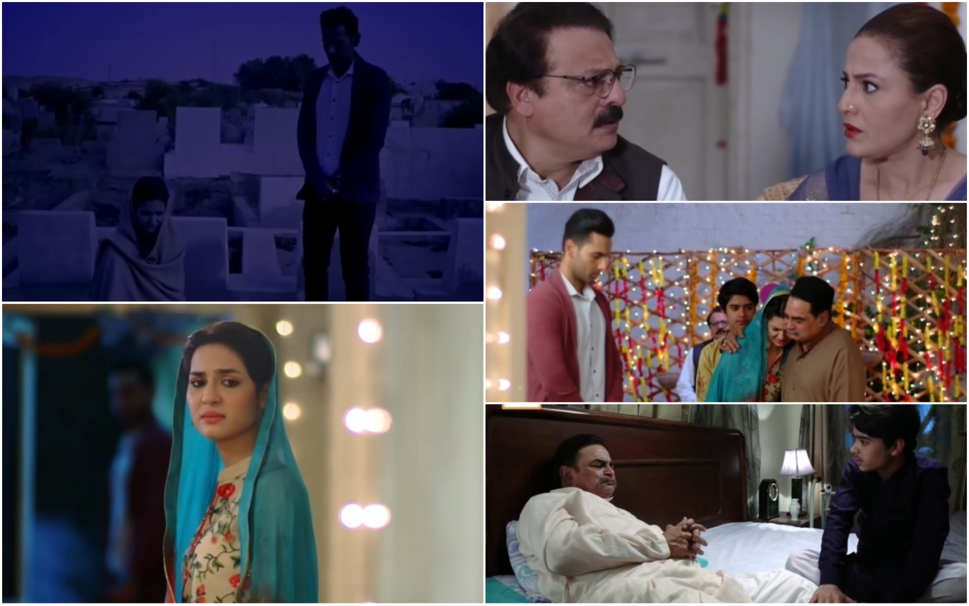 Dushman e Jaan Episode 13 - 16 Story Review - The Committment