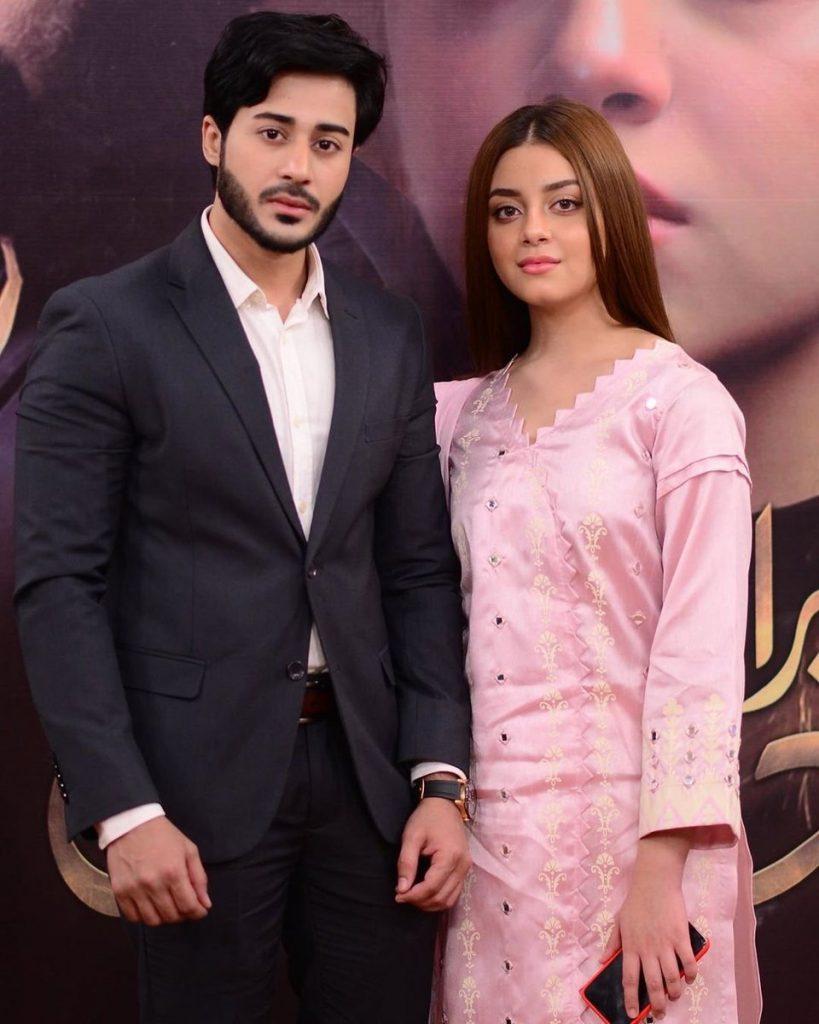 Noaman Sami Wished Alizeh Shah On Her Birthday