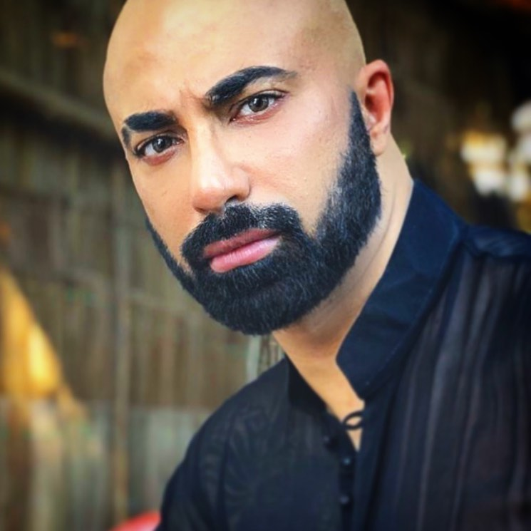 HSY Shared How He Got Blind In Accident