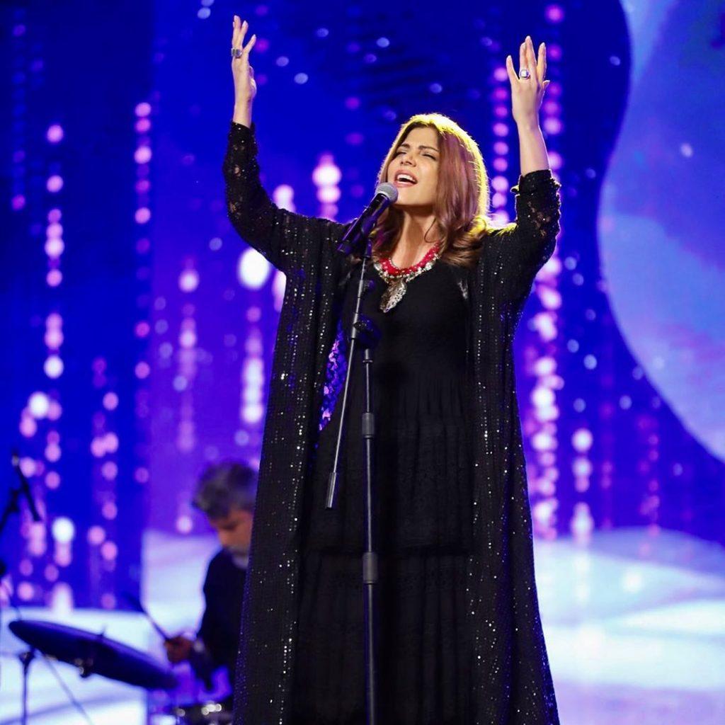 Hadiqa Kianis Tribute To Dirilis Ertugrul In Her Melodious Voice 9