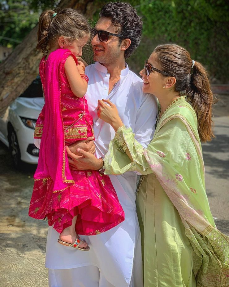 Here Is Nooreh Shahroz's Adorable Video