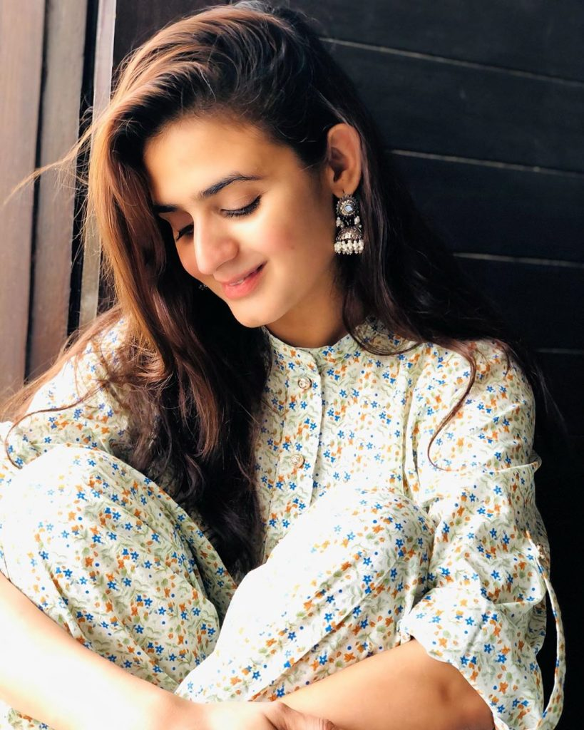 """""""I Got Worried After Reading the Script of Kashf""""-Says Hira Mani"""
