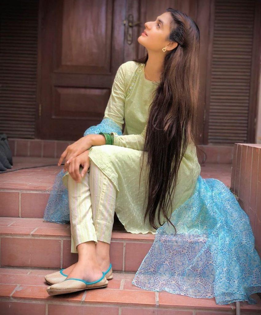 Hira Mani Shares Why She Signed Ghalati