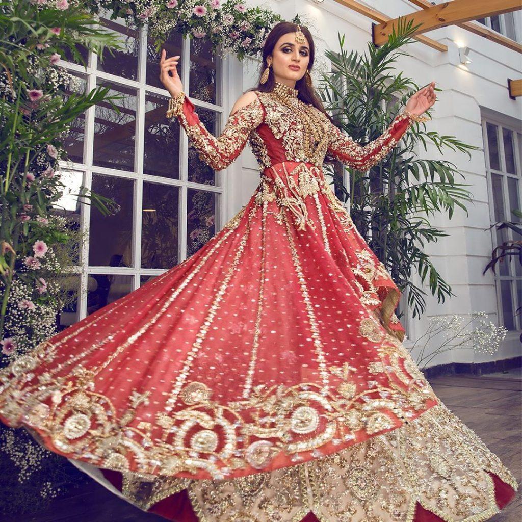 Hira Mani Bridal Shoot 3