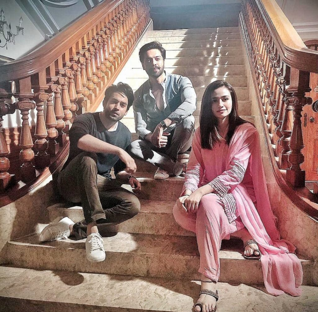 Sana Javed And Bilal Abbas To Pair Up In New Drama