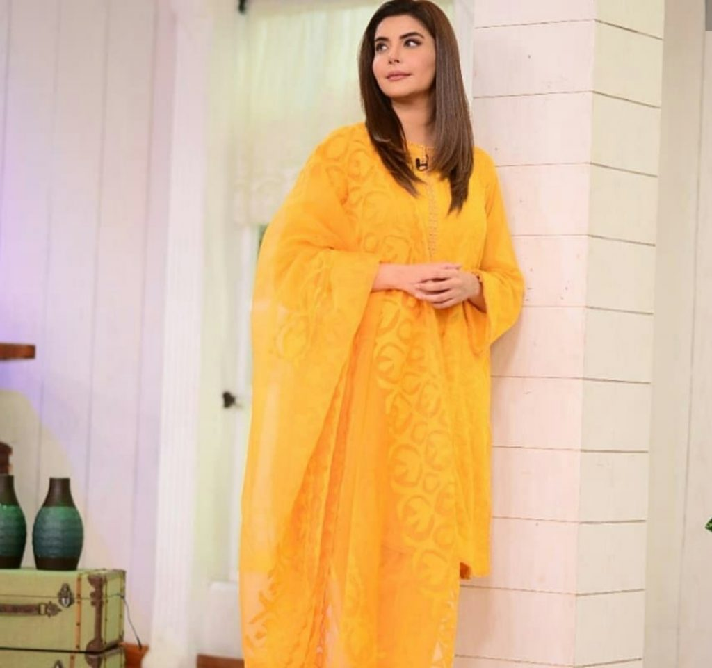 Nida Yasir Moved To Tears Whilst Talking About Her Haters