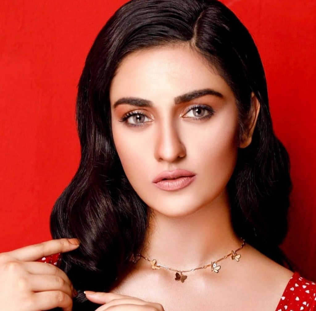 Sarah Khan Looking Ethereal In Her Latest Photo Shoot