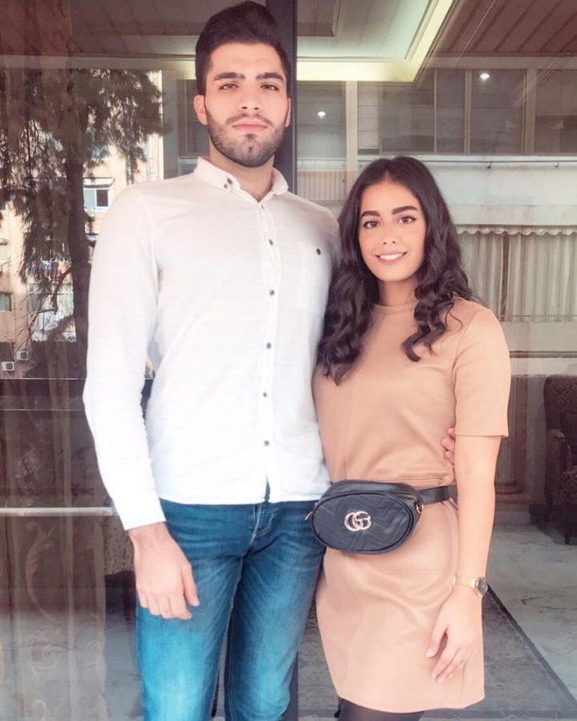 Iqra Aziz Has Lebanese Doppelganger