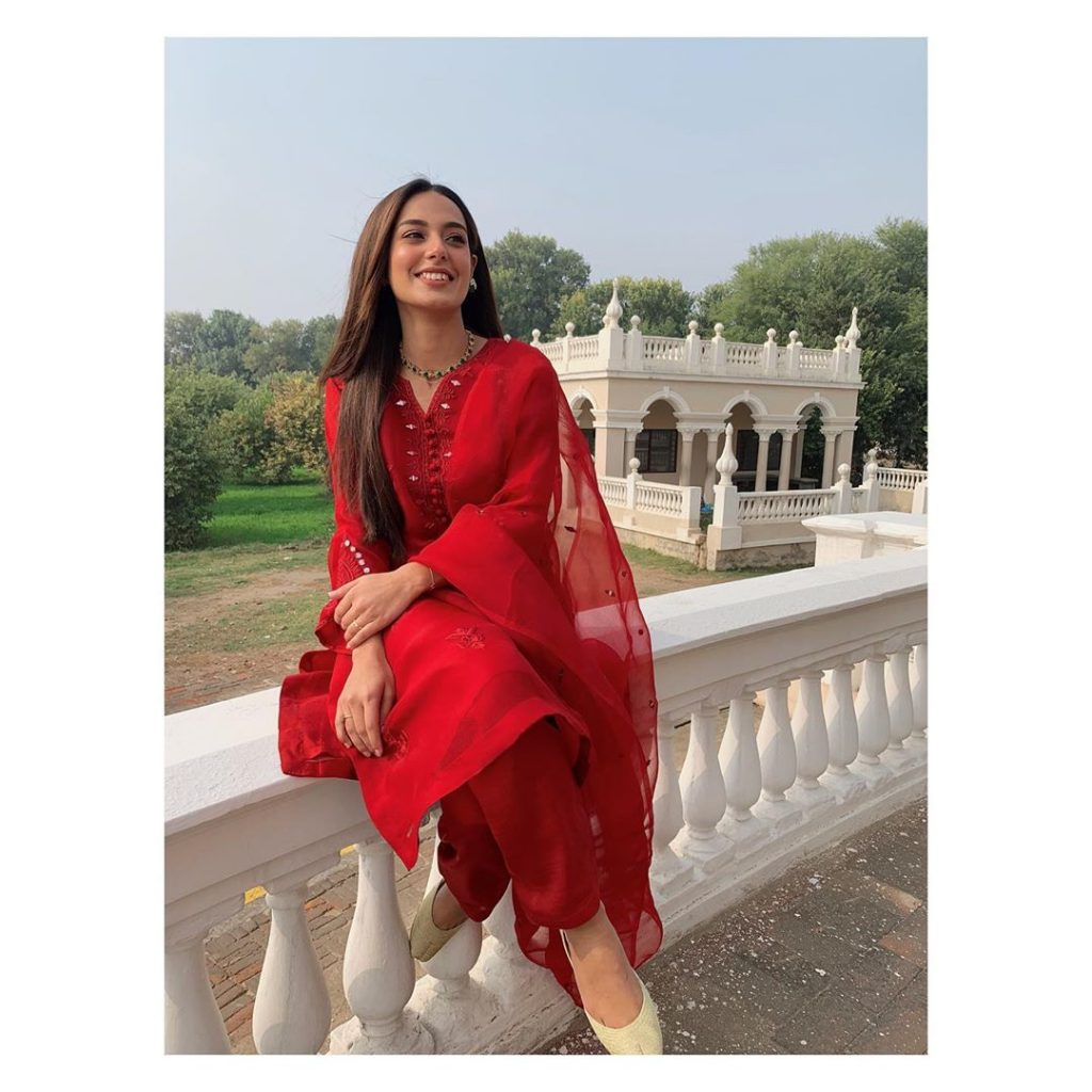 Iqra Aziz Talks About First Crush