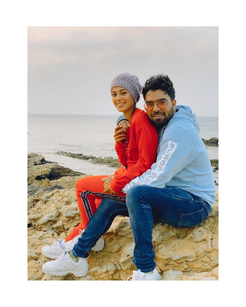 Yasir Hussain Flaunts Love For Beau Iqra Aziz