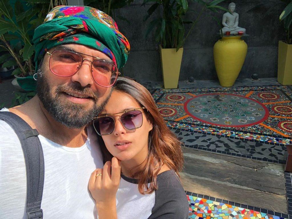 Yasir Hussain & Iqra Aziz's Love Story