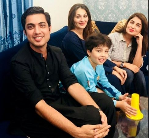 Iqrar ul Hassan Two Wives 1