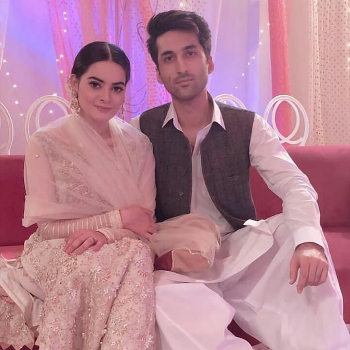 Is Minal Khan Dating Her Co-Star