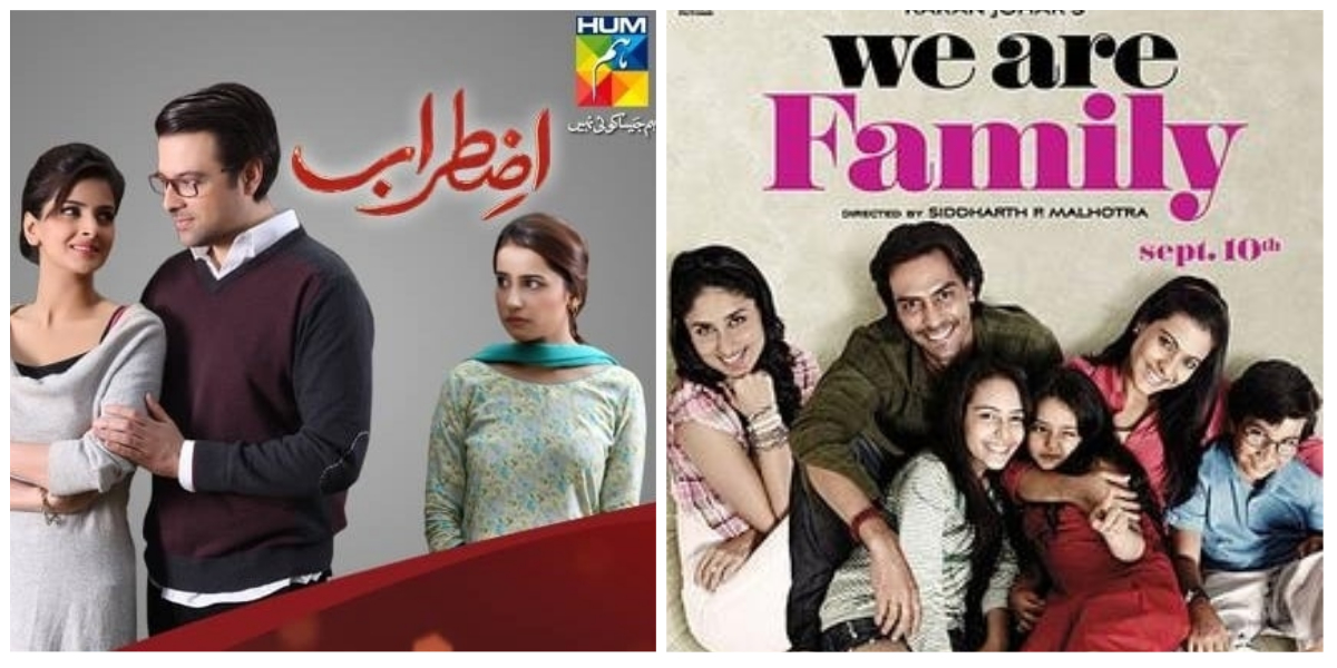 6 Pakistani Dramas That Are Copies of Bollywood Films