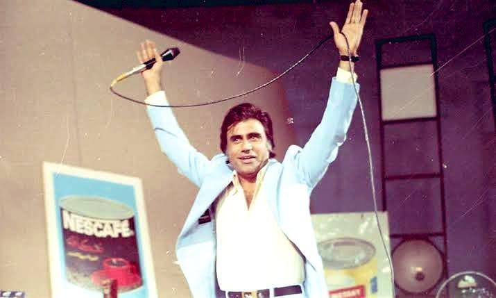 Legendary Star Tariq Aziz Passed Away