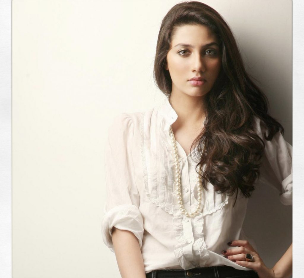 Mahira Khan Wants To Work With Legendary Celebrities