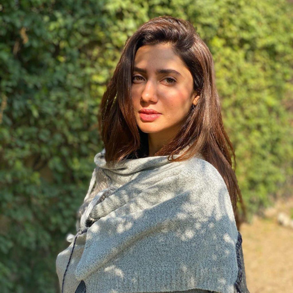 Mahira Khan Hits Back At Hater