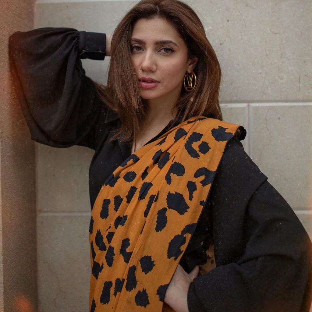 Mahira Khans Opinion On Poor Girls Getting Work In Showbiz 2