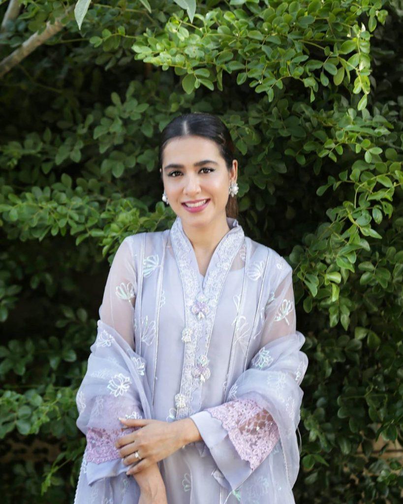 Mansha Pasha Shares Skin-Care Routine