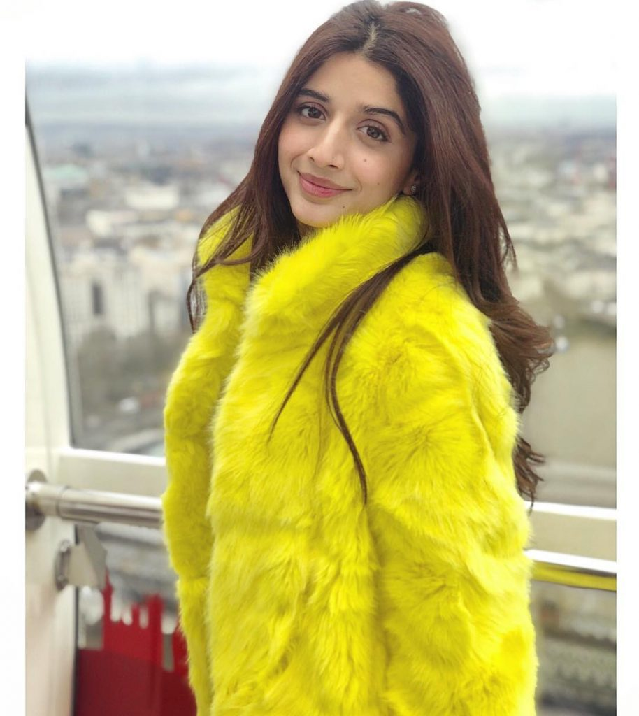 Mawra Hocane Shares About First Love 41