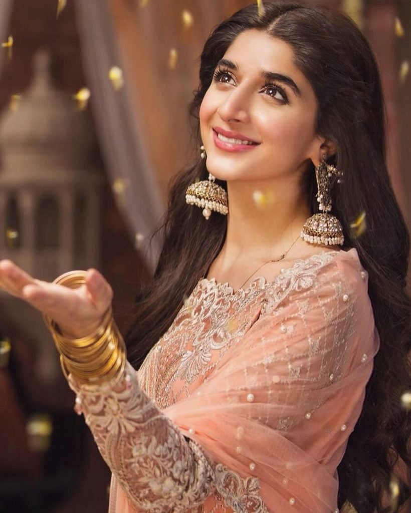 Mawra Hocane Shares About First Love 42