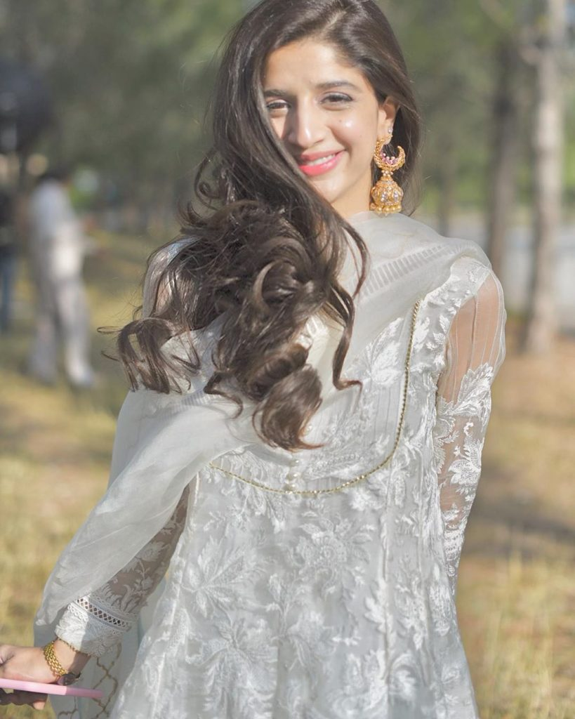 Mawra Hocane Shares About First Love 5