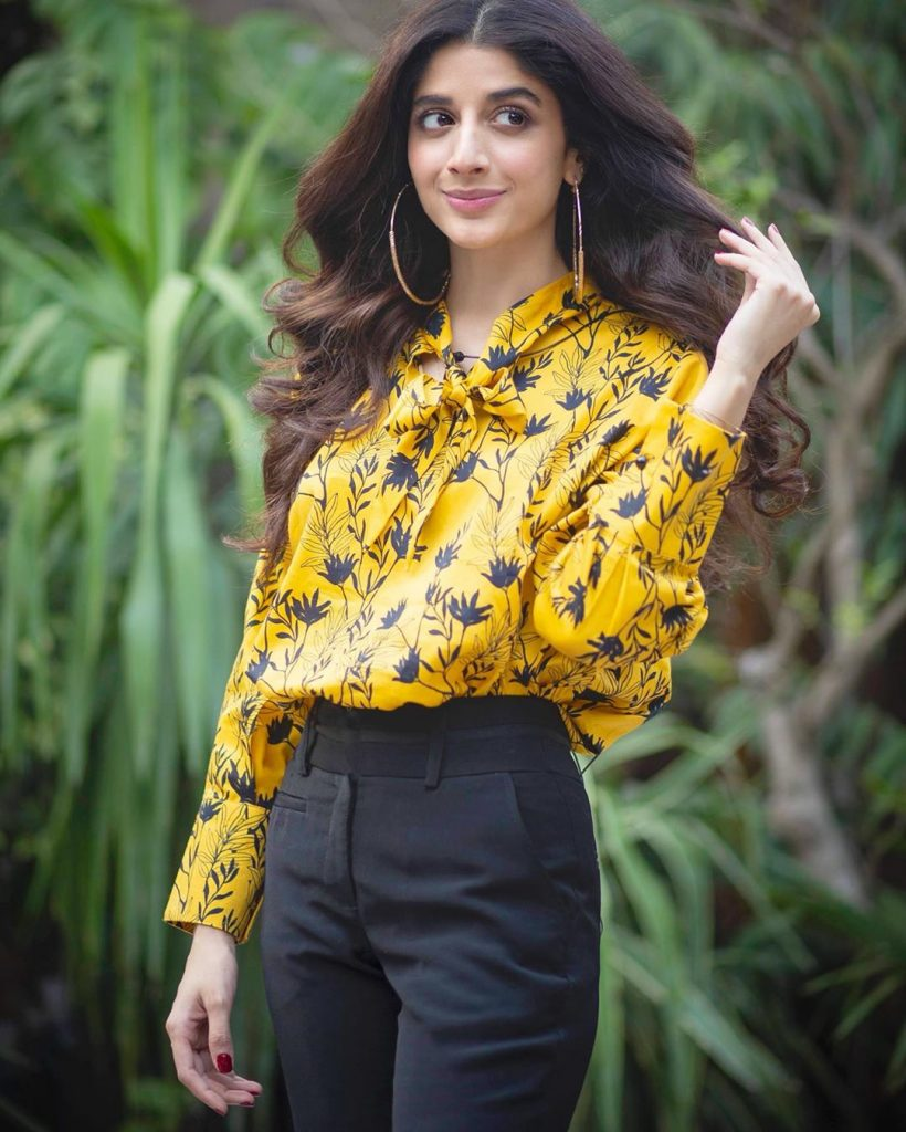 Mawra Hocane Shares About First Love 6