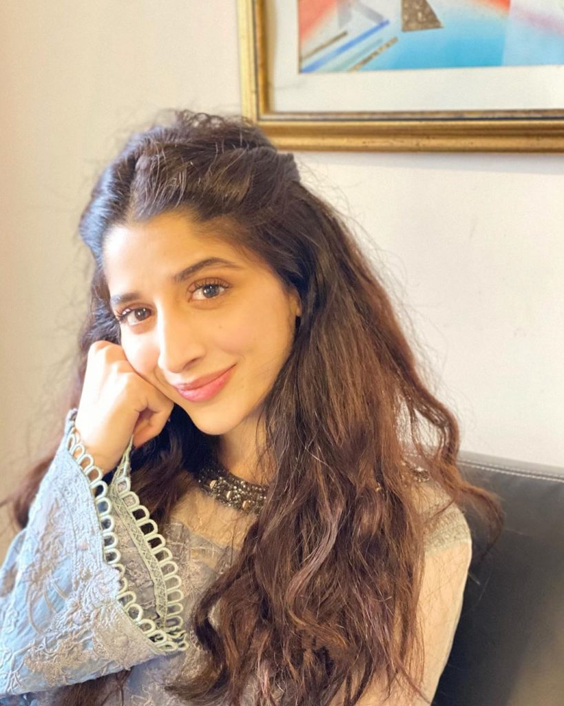 Mawra Hocane Shares About First Love 8