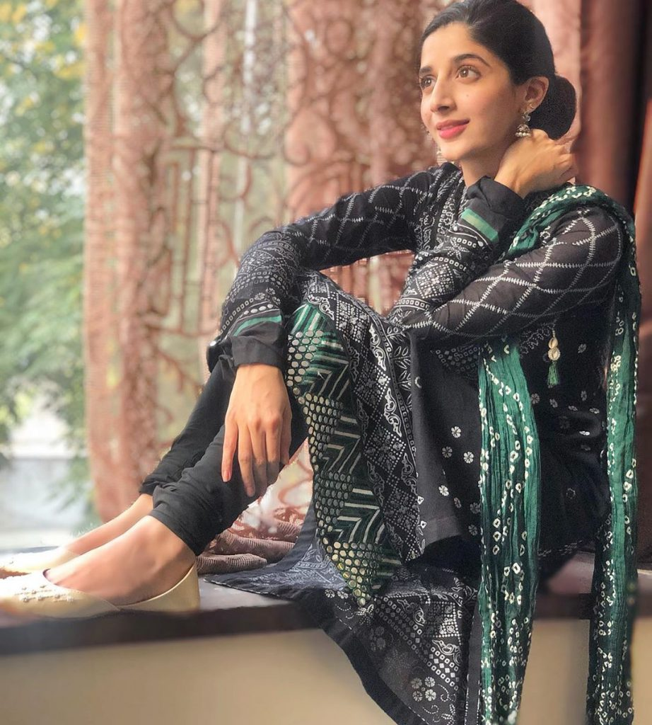 Mawra Hocane Shares About First Love 9