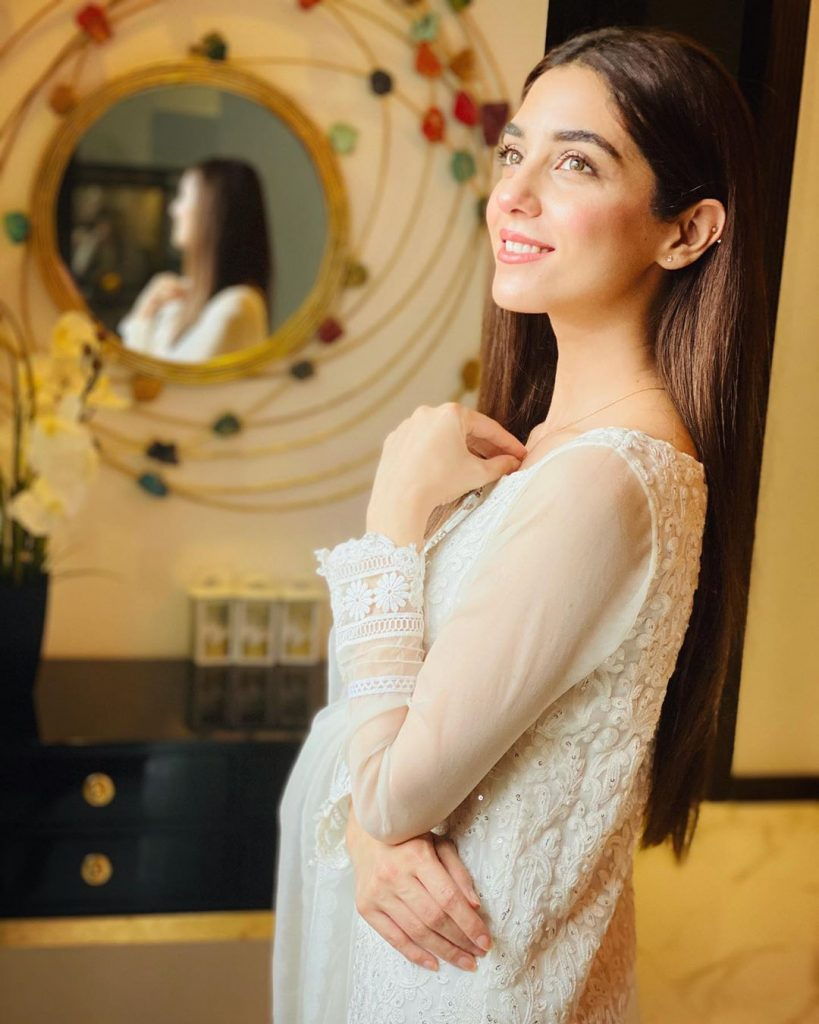 Maya Ali Shares How She Misses Her Father 23