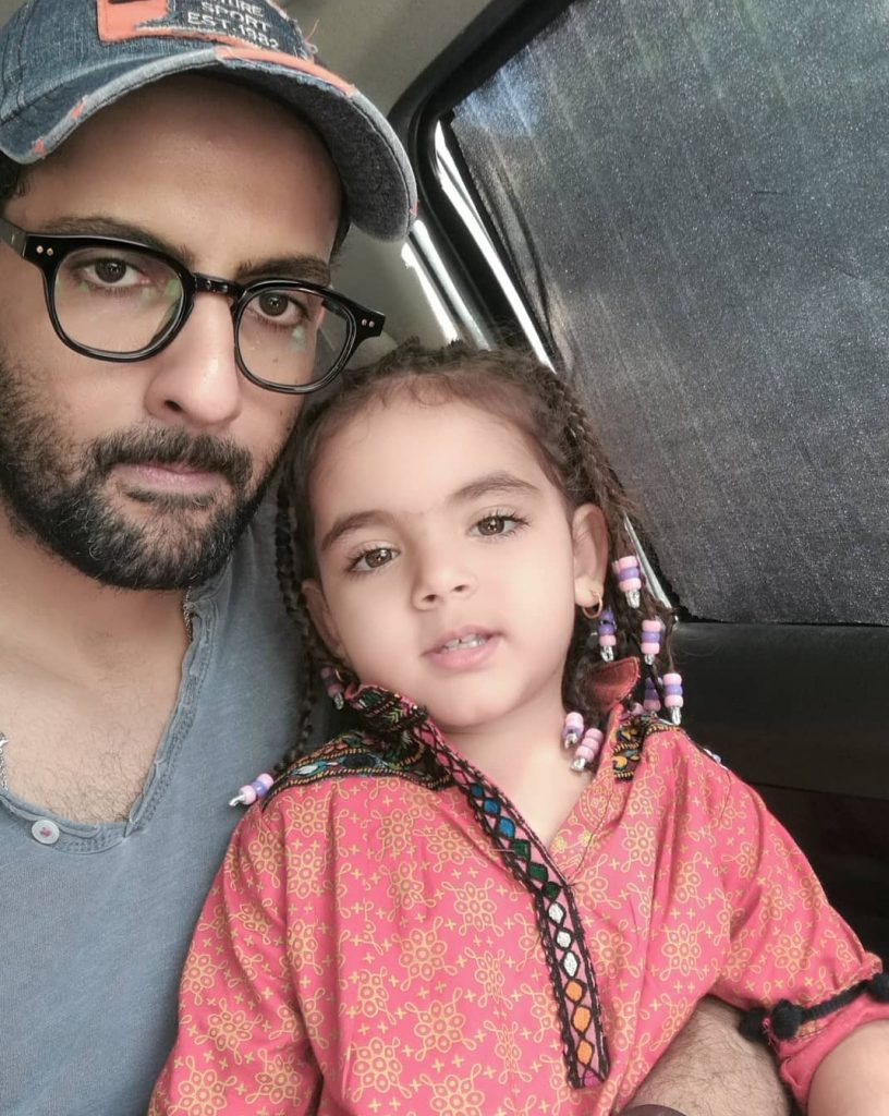 Muhib Mirza Does Not Know Where His Daughter Is