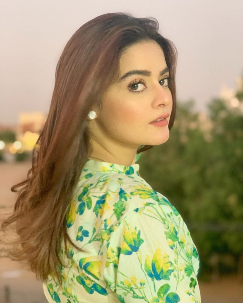 Minal Khan Talks About Her Character In Jalan