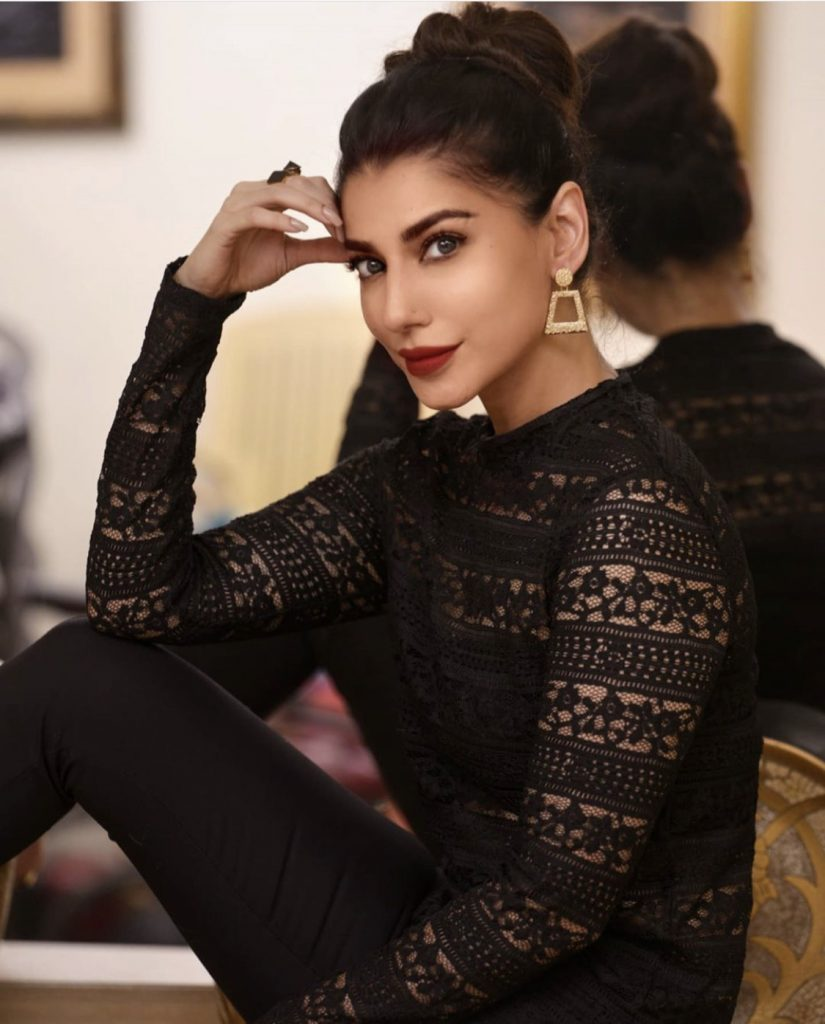 Navin Waqar Latest Photoshoot Pictures