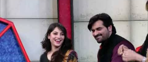 Humayun Saeed Likes This Thing About Neelam Muneer