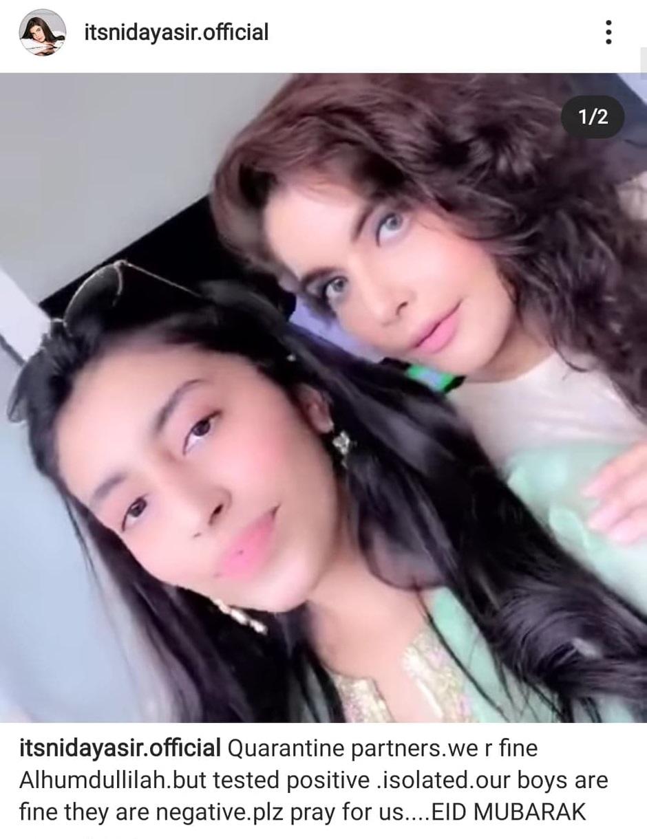Pakistani Celebrities Who Are Suffering From CoronaVirus (Updated)