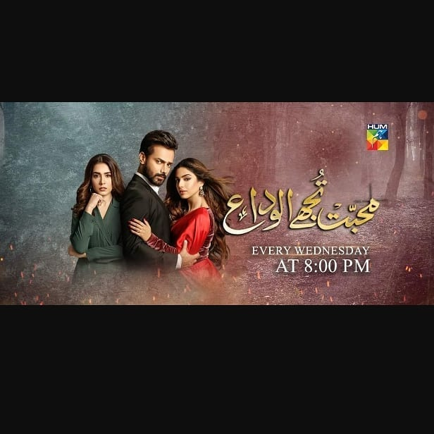 OST Of Muhabbat Tujhe Alvida Is Released