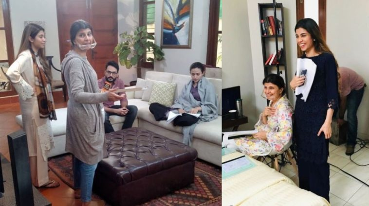 Rubina Ashraf Returned Home After Recovering From Covid-19 - Adorable Pictures