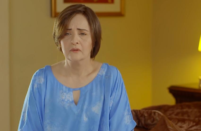Sadias mother in law