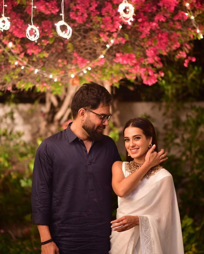 Question And Answer Session With Iqra Aziz And Yasir Hussain
