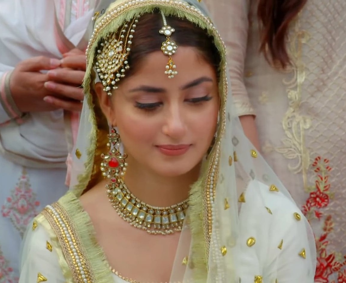10 Best Looks of Sajal Aly From Ye Dil Mera