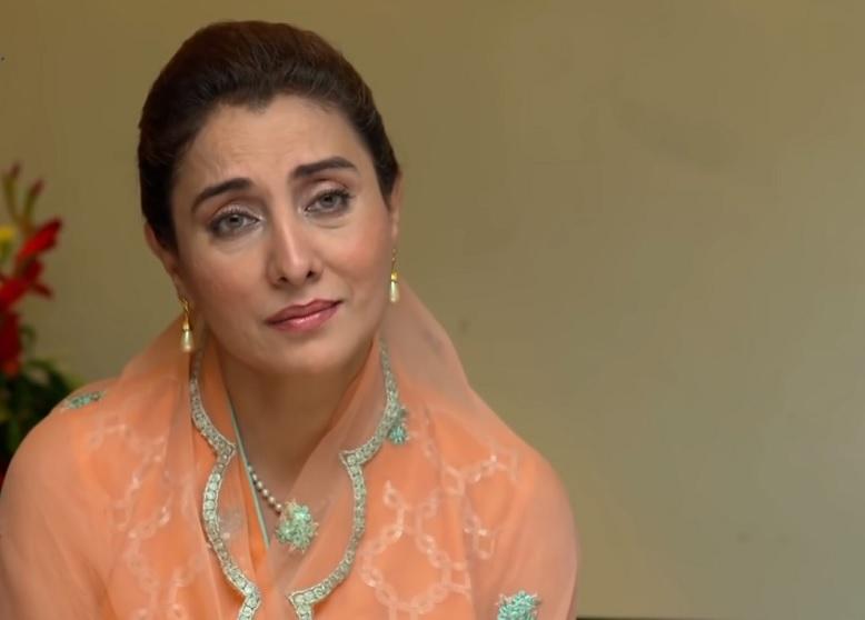 Sanams mother in law