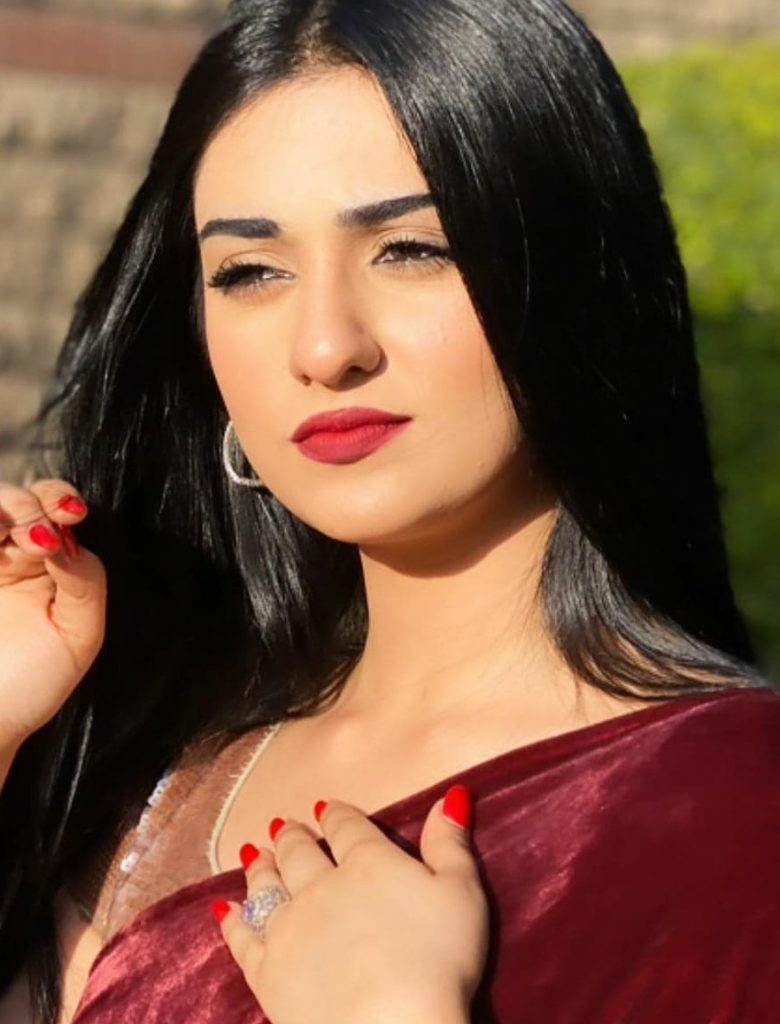 Sarah Khan's Man Could Be Anything But....