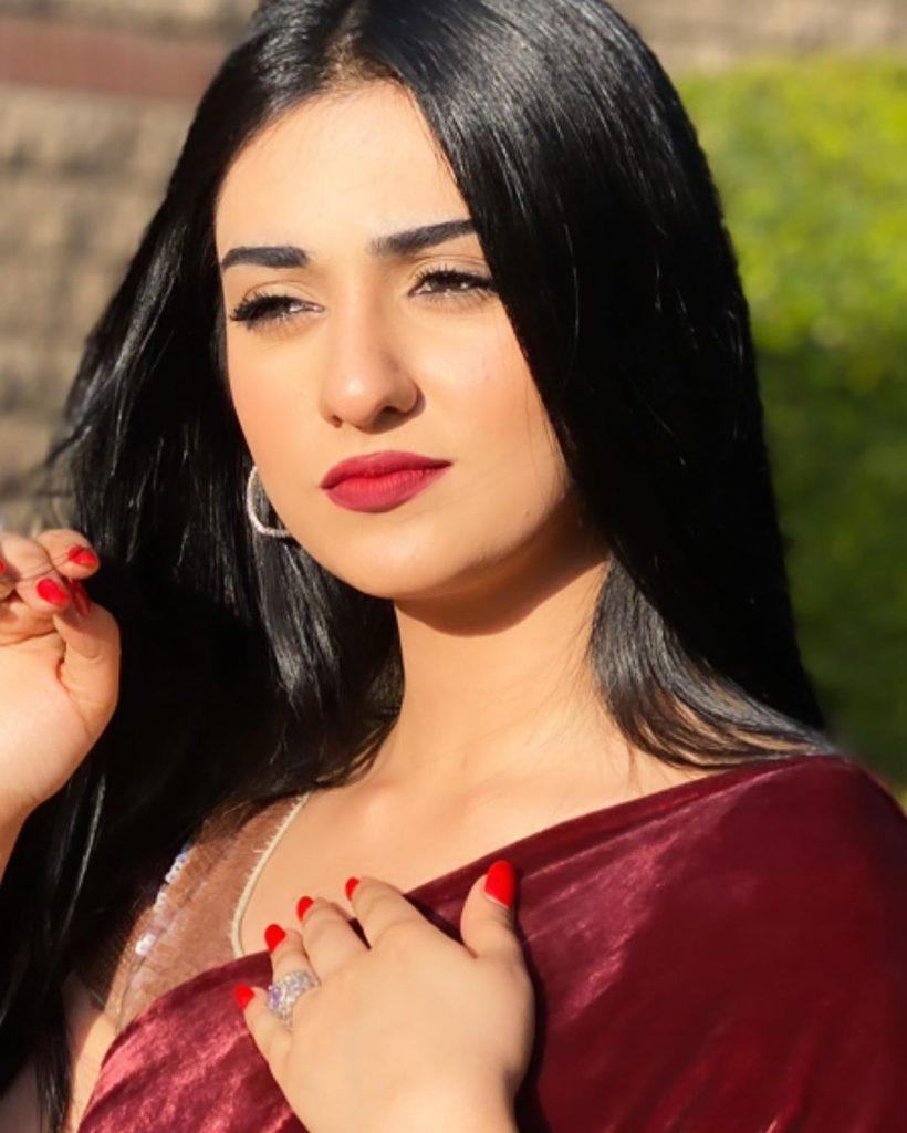 Sarah Khan Talks About Falling In Love