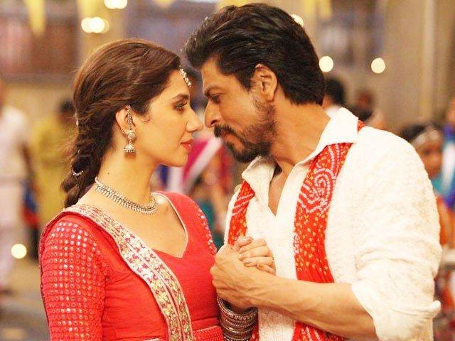 Shah Rukh Khan Thinks Mahira Is The Next Big Thing