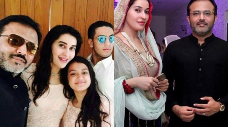 Shaista Lodhi Family Pictures Shaista Lodhi Husband and Kids 1 770x430 1