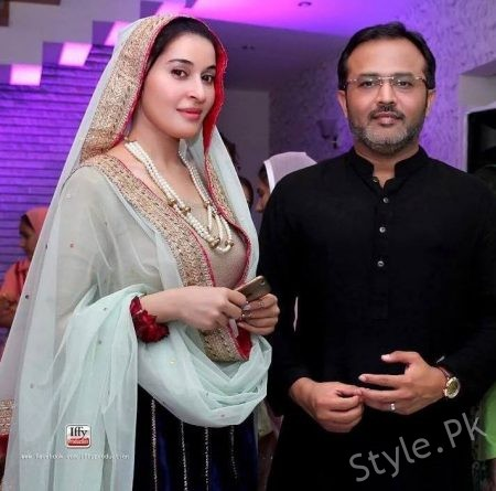 Shaista Lodhi Family Pictures Shaista Lodhi Husband and Kids 6