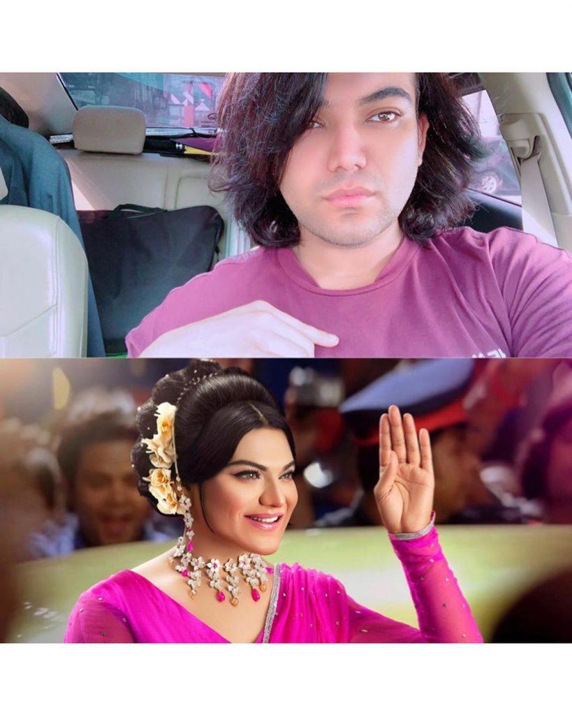 Shoaib Khans Latest Makeup Look Will Surprise You 38